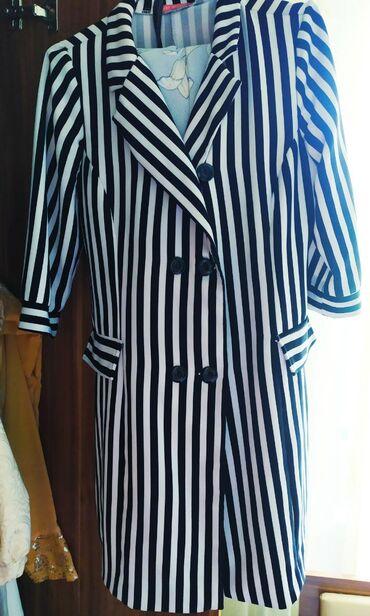 Платья в Кыргызстан: Здравствуйте. Продаю платье пиджак в хорошем состоянии,с рабочими