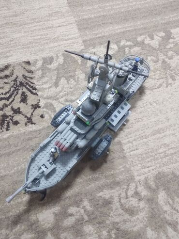 Игрушки - Лебединовка: Продаю Лего корабль