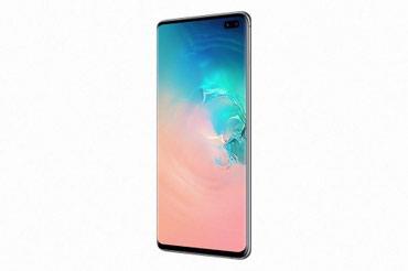 Bakı şəhərində Samsung Galaxy S10 Plus (8GB,512GB,Prism White)