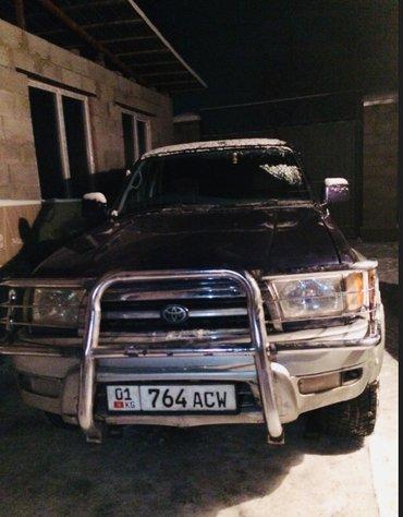 продаю или меняю тойота hilux surf (рестайлинг) 2000г. автомобиль прос в Бишкек