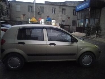 продажа hyundai getz in Кыргызстан   АВТОЗАПЧАСТИ: Hyundai Getz 1.4 л. 2008   151000 км