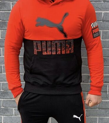 Спортивный костюм PUMA! Качество отличное. Производство:Пекин Фабричны