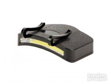 Lampa za kacket599 dinara- 3W COB- Dimenzije: 90mm x 67mm x 31mm-