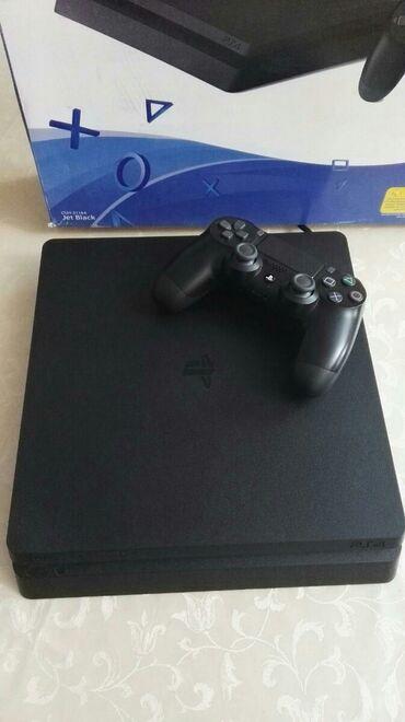 Sony Playstion Təzədir 700alinib)pakovkadadi ps4 qutuda,1pultu