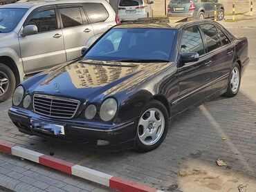 mercedes e в Кыргызстан: Mercedes-Benz E-класс AMG 3.2 л. 2001