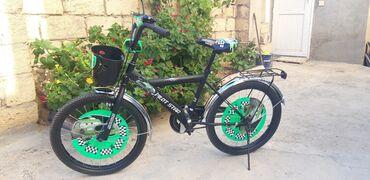 Uşaq maşınları - Azərbaycan: 16-lıq velosipet Mehdiabad qəs