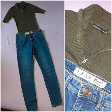 Farke Denim&Co, dublji model, predivne i Beshka majica sa