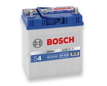 akkumulyatorlar - Azərbaycan: Akkumulyator  Akumulyator Bosch 40 AH  Məhsul ölçüləri  Gərginlik [V]