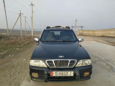 ssangyong new actyon в Кыргызстан: Ssangyong Musso 2.3 л. 2001 | 20000 км