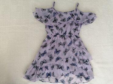 Lindex haljina vel. 6 - 7 god.Prelepa Lindex haljina za devojčice