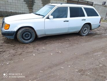 Mercedes-Benz - Sükan: sol - Сокулук: Mercedes-Benz E 230 2.3 л. 1991   422822 км