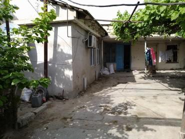 Bakı şəhərində Qaraçuxurda heyət evi 6 sot dan artiqdi yol kənarında heyətə iki