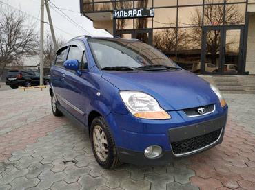 Daewoo matiz 2008год объем 1,0 автомат полный в Бишкек