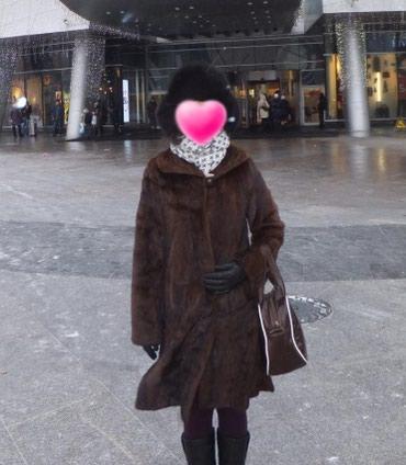 Шуба из Греции норка размер: 46-48- 50 в Бишкек