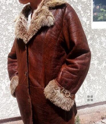 Натуральная женская дубленка из Турции состоянии очень