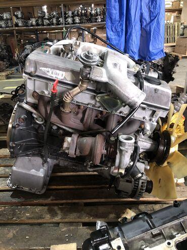запчасти ssangyong rexton в Кыргызстан: Двигатель SsangYong Rexton 2.9i 122 л/с 662.925Контрактный двигатель