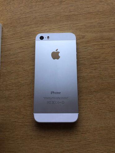 Apple Iphone - Кыргызстан: IPhone 5s 16 ГБ Серебристый
