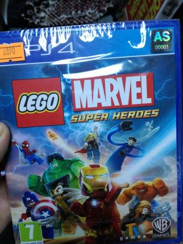 Bakı şəhərində Lego super heroes