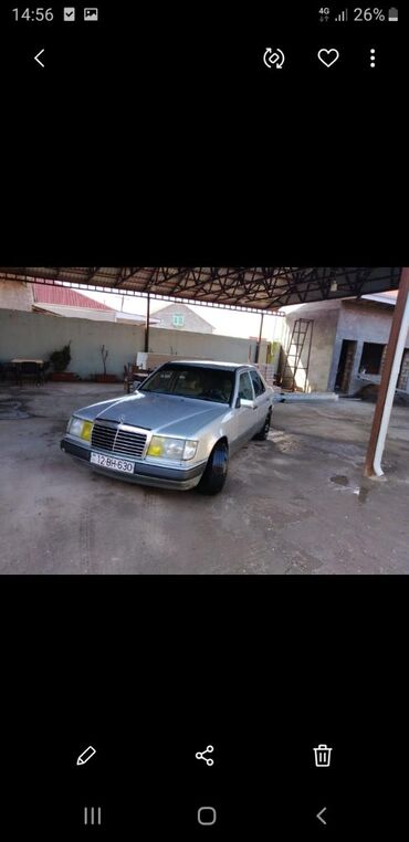 Mercedes-Benz 250 2.5 l. 1991 | 855546152 km