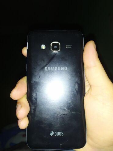 İşlənmiş Samsung Galaxy J3 2017 qara