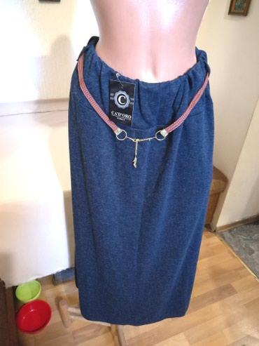 Nova zenska suknja za punije Cadoro. Turska. Vrlo dobra zenska suknja - Belgrade