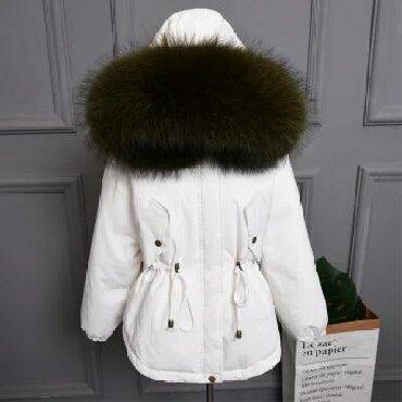 женские бюстгальтеры с плотной чашкой в Азербайджан: Женские курточки с натуральным мехом песца!! Под заказ!! Быстрая