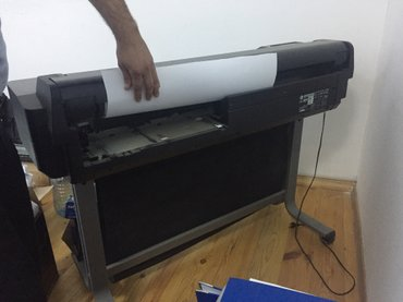 Printer hp designjet t520 в Гянджа - фото 4