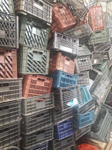ящик-пластмассовый в Кыргызстан: Ящики для фруктов, ящики пластмассовые, ящики деревянные