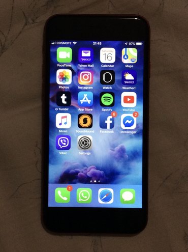 Πωλείται iPhone 8 (product)red 64GB σε Vasiliko