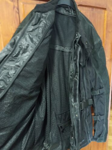 Moto jakna CORAX Velicina 4XL Stanje odlicno