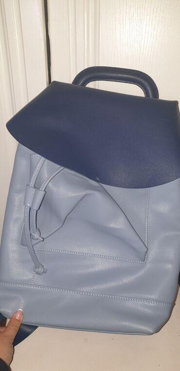 Сумка рюкзак Новый. Объёмный. Покупала в Tervolina в Москве . Так и не