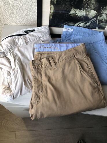 Штаны polo, pierre cardin, mexx в отличном состоянии, носили 1,2 раза