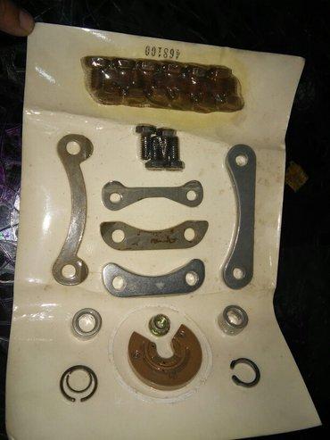 Bakı şəhərində mersedes om401,403,404 turbokanpressorun təmir dəsti(remkanplet)