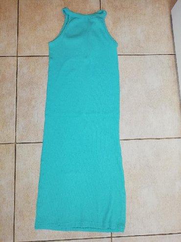 Haljina uz telo - Srbija: Haljina mint zelena. Prelepo stoji uz telo. Uni velicina
