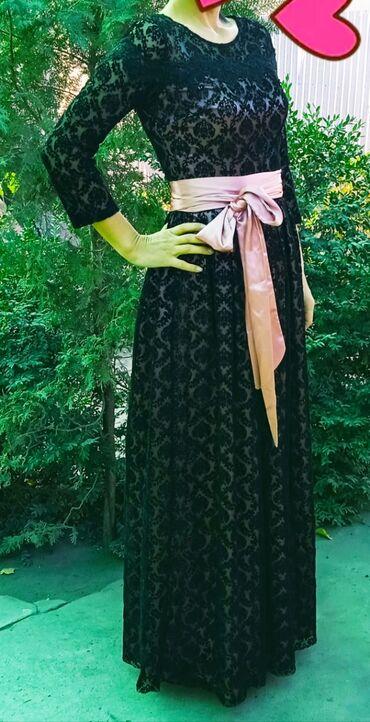 вечернее турецкая платье в Кыргызстан: Продаю любимое тойское платье, для тех кто любит скромность и