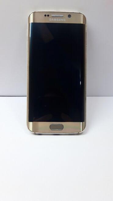 samsung s6 32gb в Кыргызстан: Samsung Galaxy S6 Edge 32 ГБ Золотой