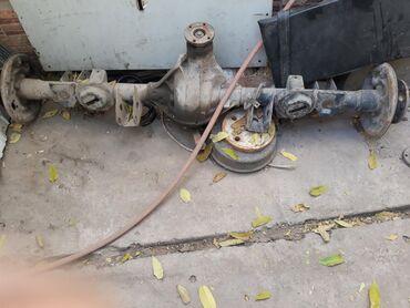 ремонт редуктора в Кыргызстан: Задний мост ссангенг рекстон требуется ремонт редуктора