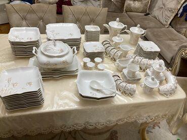 защитное стекло lenovo в Азербайджан: 12 neferlik obedni cayni kofeyni desti obednisinin 1 bowqabi sindigin