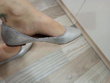 baletka - Azərbaycan: H&M firmasi demek olarki yenidir 37 razmer baletka (isvecreden
