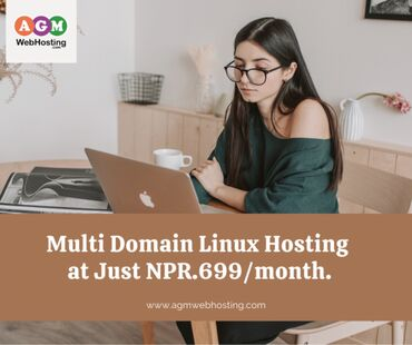 AGM Web hosting provied best linux multi domain hosting plans at ju