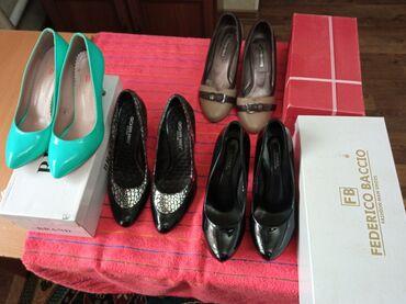 продам бу в Кыргызстан: Продам туфли бу насили несколько раз почти новые два37 и два 38