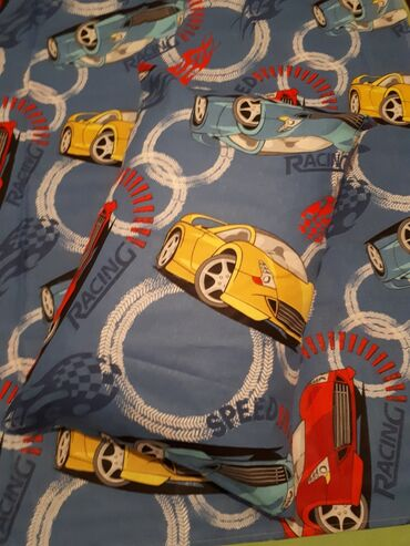 Decija pamucna posteljina komplet sadrzi jednu jastucnicu 50x70