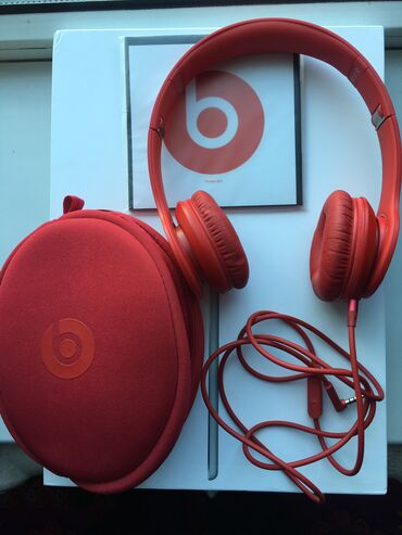 Наушники в Кыргызстан: Продаю Оригинальные Наушники Beats By Dre Solo Hd(состояние Отличное)