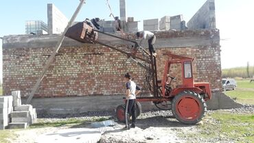продам трактор т 150к б у в Кыргызстан: Продаётся Т-16 сеноуборочный, грузоборочный трактор в хорошем состояни