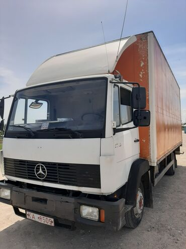 шины для грузовиков в Кыргызстан: Продаю Мерседес Бенц 817 Свежый перегон, состояние отличное, готов к р