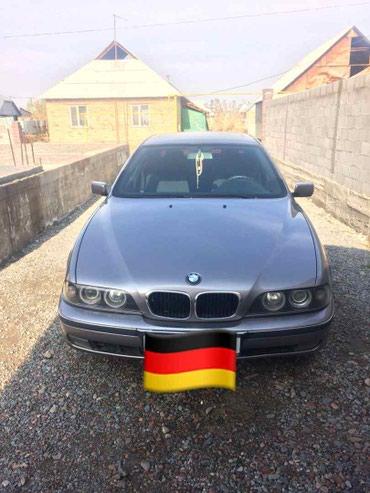 bmw-520 в Кыргызстан: BMW 520 2 л. 1998