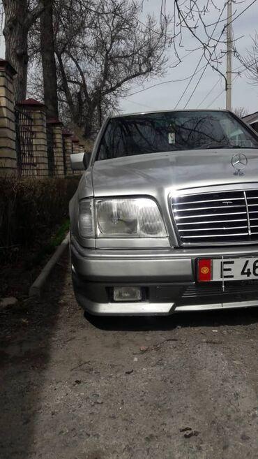 Транспорт - Гульча: Mercedes-Benz W124 3.2 л. 1993