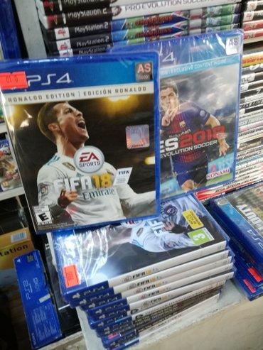 Bakı şəhərində PlayStation 4 oyunları təzə upokovkada