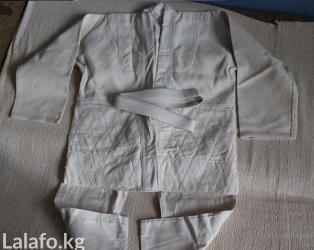 Продаю новый костюм для занятий дзюдо, в Бишкек