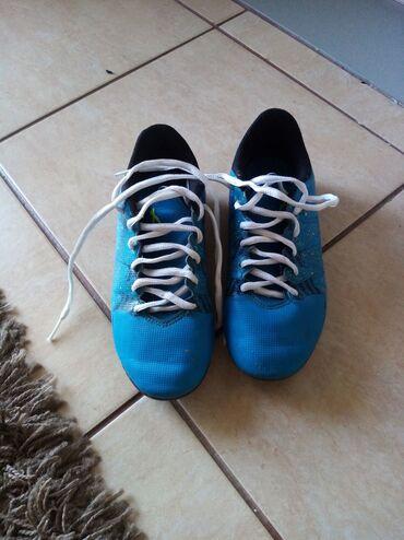 Dečije Cipele i Čizme   Kragujevac: Kopacke 34 ali manji kalup merim ug ako treba